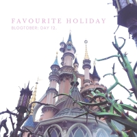 Blogtober, Day 12: Favourite Holiday I've Been On