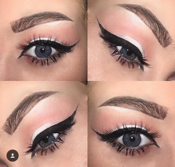 Eye Makeup Inspiration: AMBER ROUGHLEY MUA