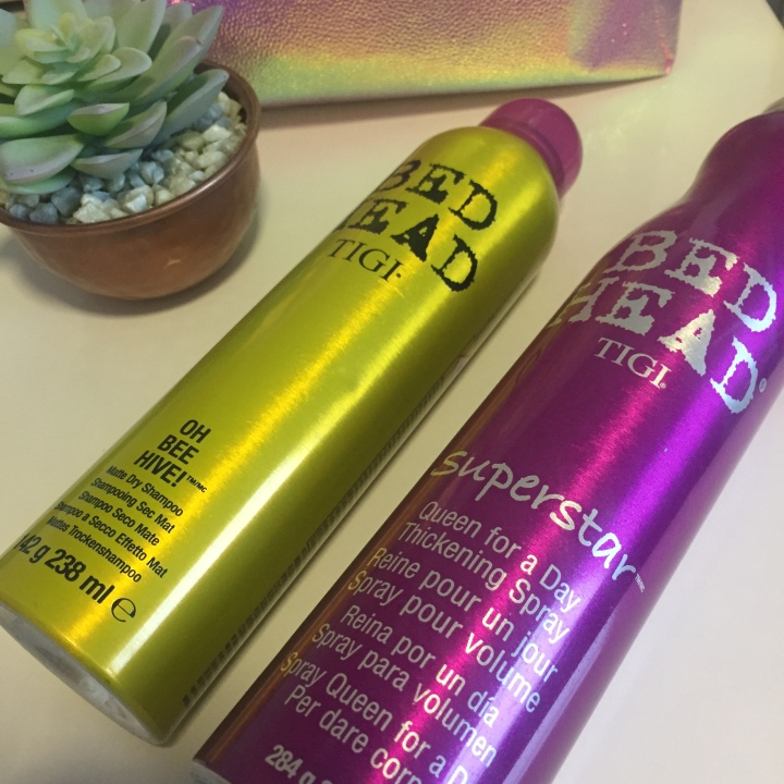MY GO-TO VOLUMISING HAIRPRODUCTS