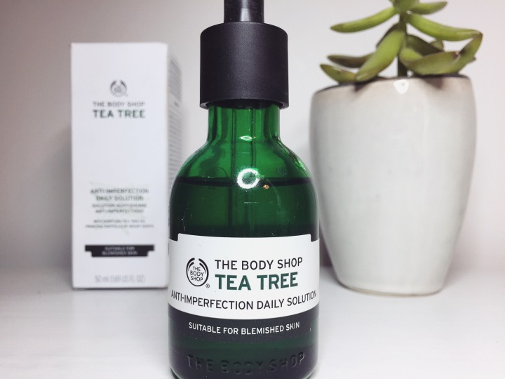 The Body Shop Tea Tree Daily Solutionreview